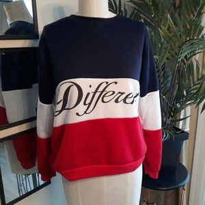 """Different"" Crewneck"